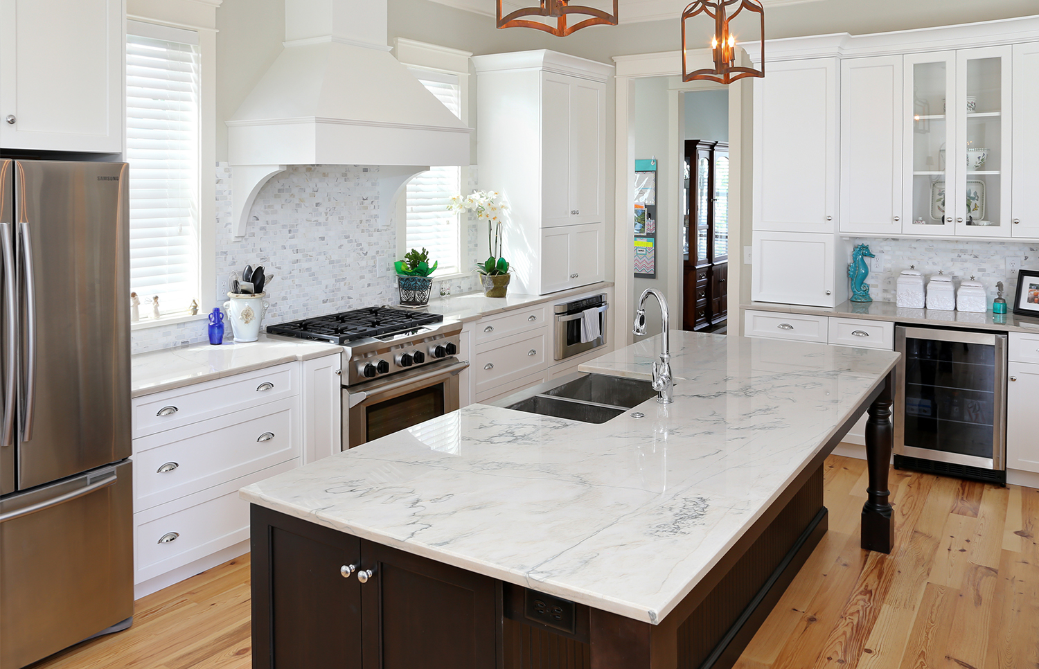 Kitchen Custom Countertop